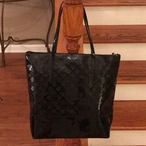 kate spade Bags - Sale! ♠️Kate Spade Extra Lg. Patent leather tote♠️